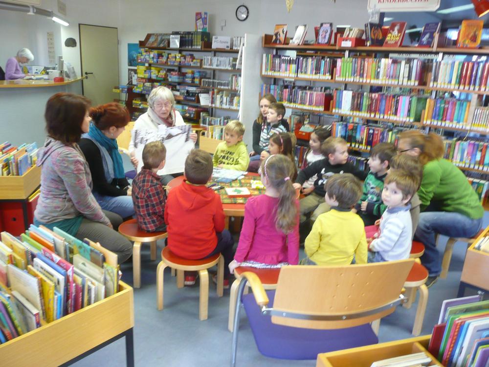 Bücherei bilder  Stadt Sindelfingen: Bücherei Maichingen